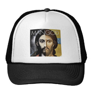 MAN AND GOD MESH HAT