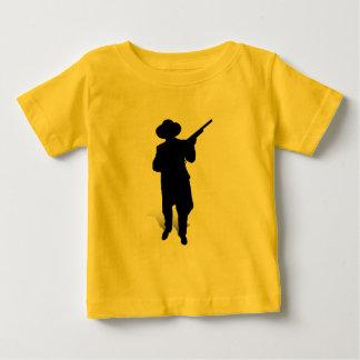 Man and Gun 2 Baby T-Shirt