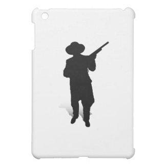 Man and Gun 2 iPad Mini Covers