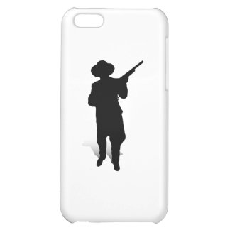 Man and Gun 2 iPhone 5C Covers
