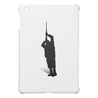 Man and Gun 3 iPad Mini Cover