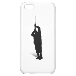 Man and Gun 3 iPhone 5C Cover