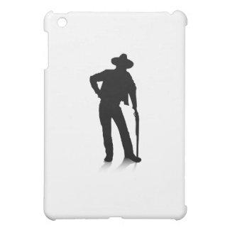 Man and Gun iPad Mini Case
