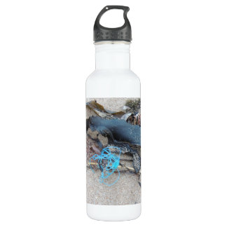 Man and nature water bottle