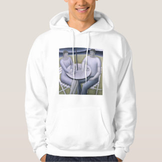 Man and Woman 1998 Hoodie