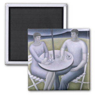 Man and Woman 1998 Magnet