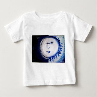 Man As The Moon and Woman As the Sun Baby T-Shirt