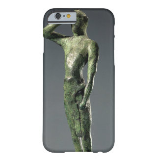 Man at prayer, Archaic Greek bronze sculpture some Barely There iPhone 6 Case