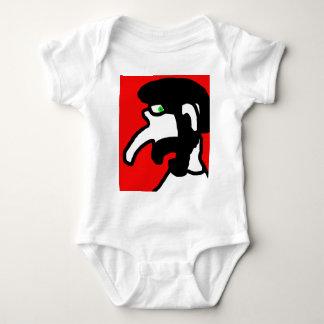 Man Baby Bodysuit