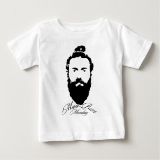 Man Bun Monday Baby T-Shirt