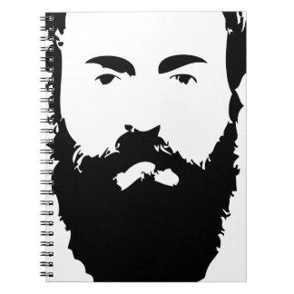 Man Bun Monday Notebook