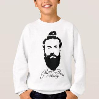 Man Bun Monday Sweatshirt