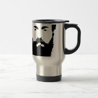 Man Bun Monday Travel Mug