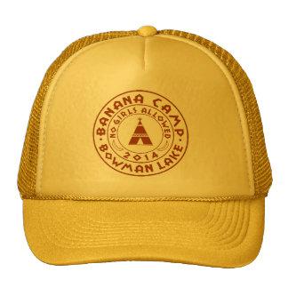 Man Camp 2014 Trucker Hat