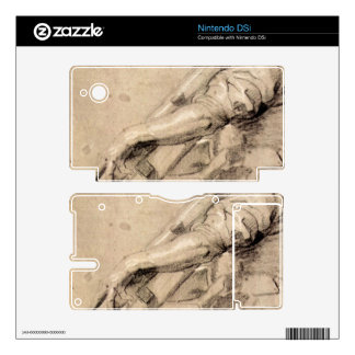 Man carrying a ladder by Paul Rubens Skin For The Nintendo DSi