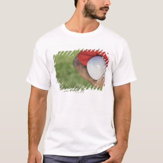 Man carrying rugby ball T-Shirt