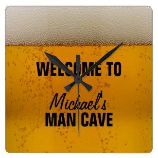 Man Cave - Beer