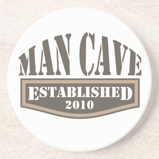 Man Cave Coasters : Man cave coaster zazzle