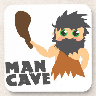 Man Cave Drink Coasters