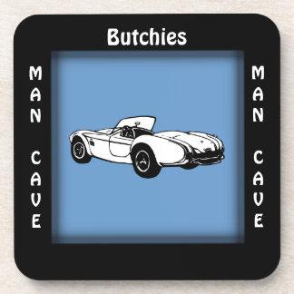 Man Cave CUSTOMIZE  Sports Car Coaster