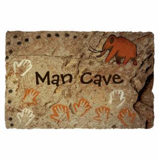 Man Cave - Ice Age Cave Art Cutout