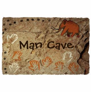 Man Cave - Ice Age Cave Art Statuette