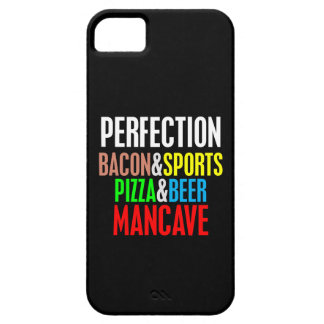 Man Cave iPhone SE/5/5s Case