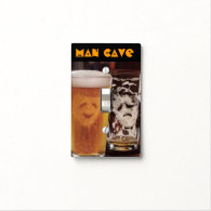 Man Cave Light Switch Plates