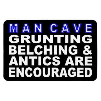 Man Cave Magnet