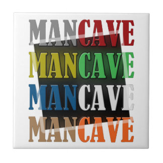 Man Cave Tile