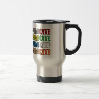 Man Cave Travel Mug