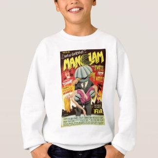 Man Clam Sweatshirt