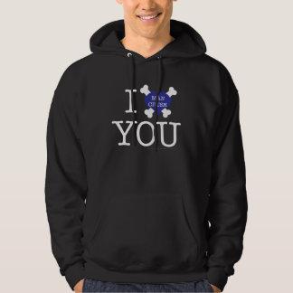 Man Crush Hooded Sweatshirt