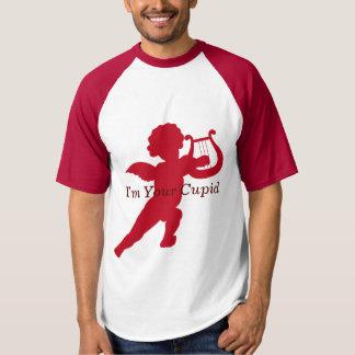 Man Cupid T T-shirt