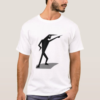 Man do it bujung art T-Shirt