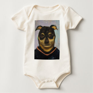 Man Dog Joe Baby Creeper