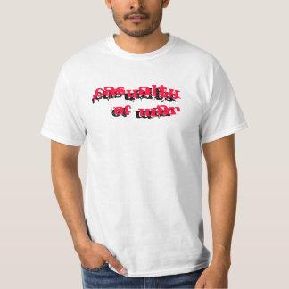 Man Down - Casualty of War T-Shirt