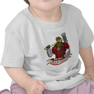 Man-Droid Tee Shirts
