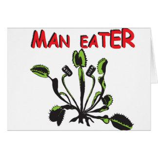 Man eater card