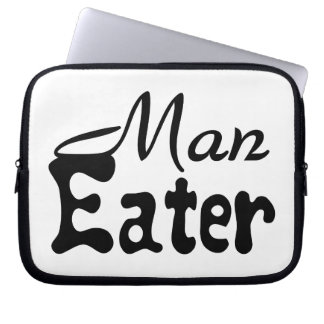 Man Eater Computer Sleeve