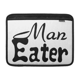 Man Eater MacBook Air Sleeves