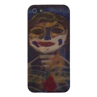Man Eater iPhone SE/5/5s Case
