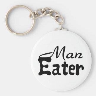 Man Eater Keychain