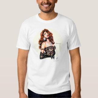 Man-Eater Men's Basic Light T-Shirt
