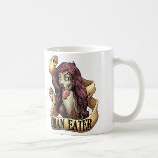 Man Eater Mug