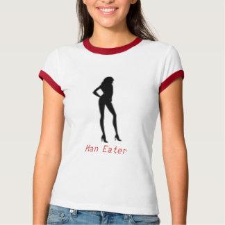 Man Eater stripe T-Shirt