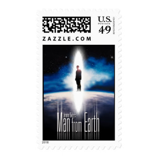 Man From Earth Postage Stamp