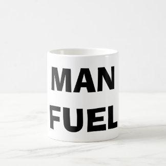 Man Fuel Coffee Mug