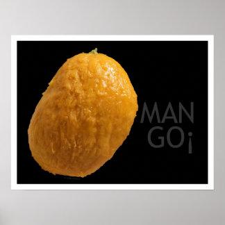 man go poster