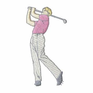 Man Golfer